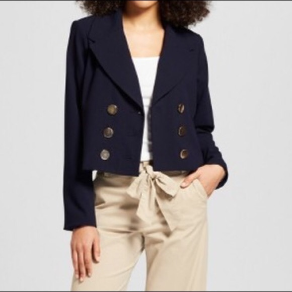 a new day Jackets & Blazers - a new day NWT Military Jacket